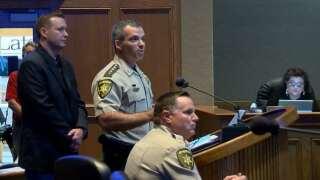 Sheriff Garber addresses city-parish council about sales tax change