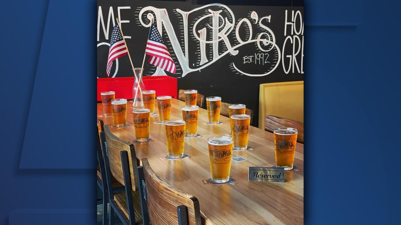 Niko's Bar Reserved Table.jpg