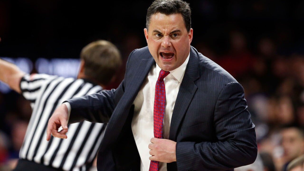 Sean Miller reveals his UA basketball future