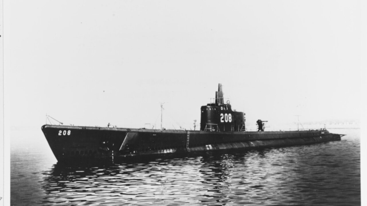 A World War II submarine that was missing for 75 years has been found off Okinawa, Japan