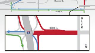 I-15 Sandy Closure
