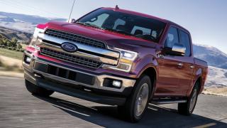 2020 Ford F-150 pickup truck