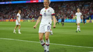 U.S. women's soccer tops France in World Cup quarterfinal
