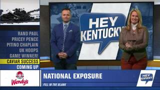 """Hey Kentucky! featuring Mary Jo and Lee!!!"" (Monday's Full Episode)"