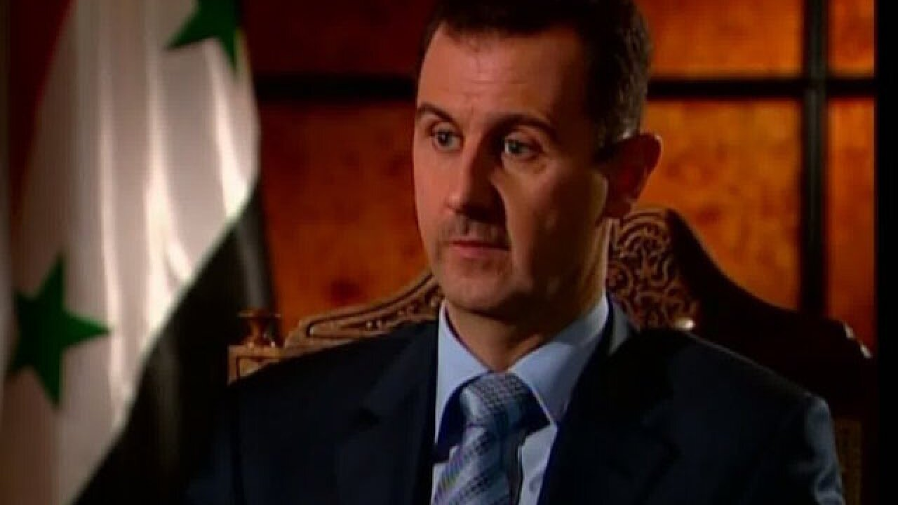 Syrian president: Donald Trump can be a 'natural ally'