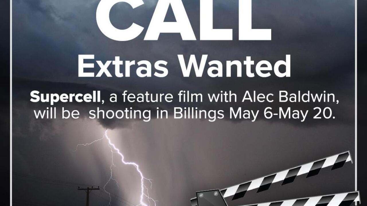 'Supercell' Casting Call