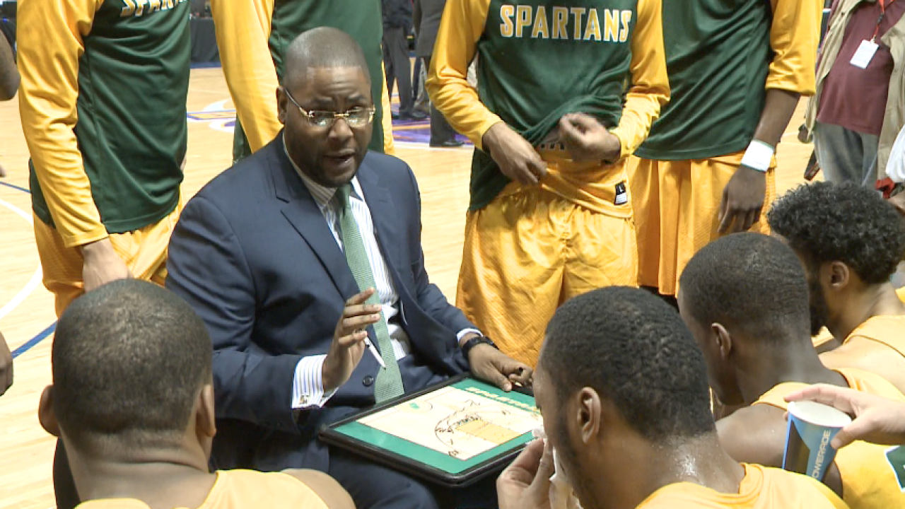 Norfolk St. men's hoops team opens MEAC Play with 85-72 win