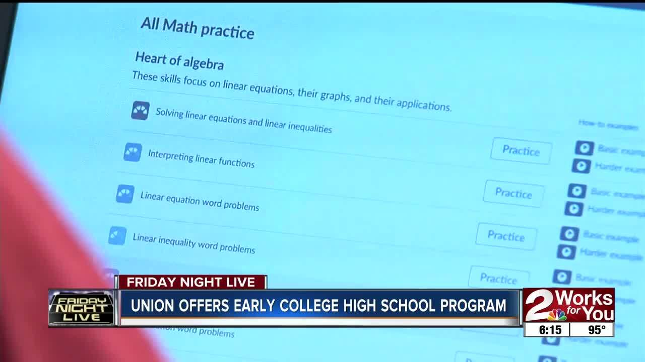 union offers early college high school program.jpg