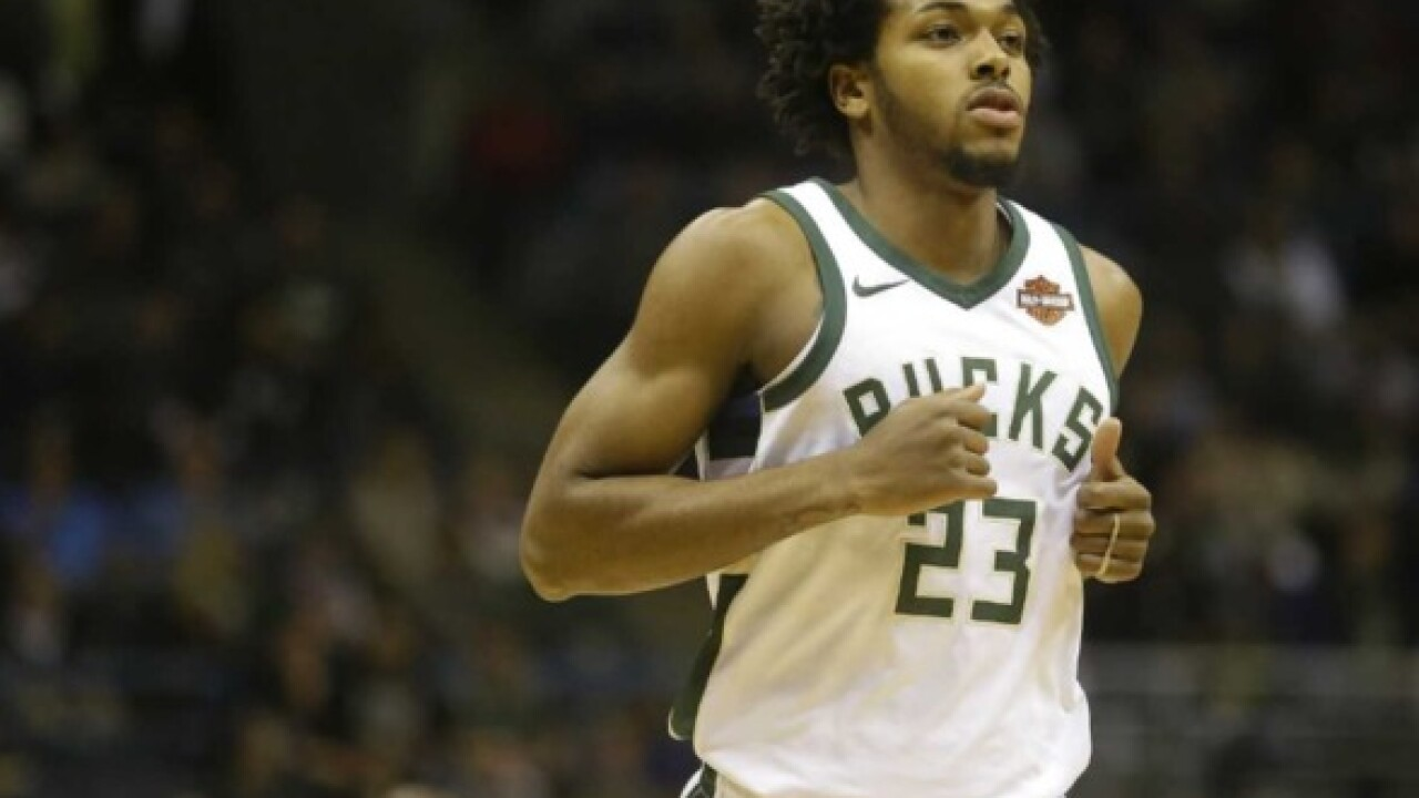 Sterling Brown: 'This is bigger than me'