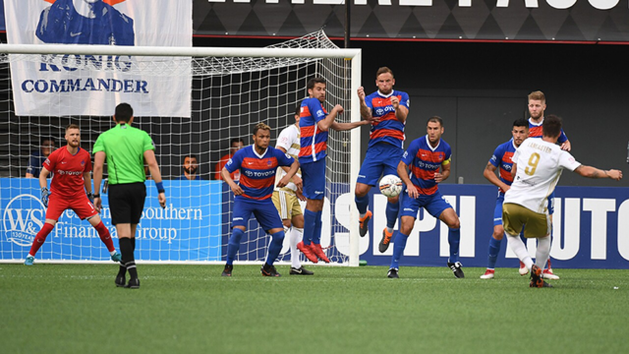 FC Cincinnati 2-0 loss 'bitter pill to swallow,' coach says