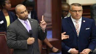 Bobby Powell and Matt Willhite, filed companion bills to nix fees for inmates released