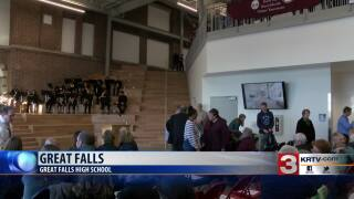 GFHS hosts ribbon-cutting for new addition