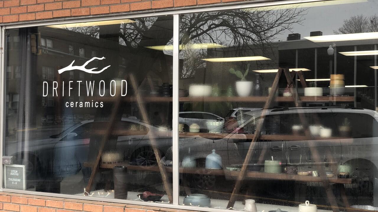 driftwood ceramics