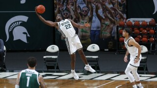 E Michigan Michigan St Basketball