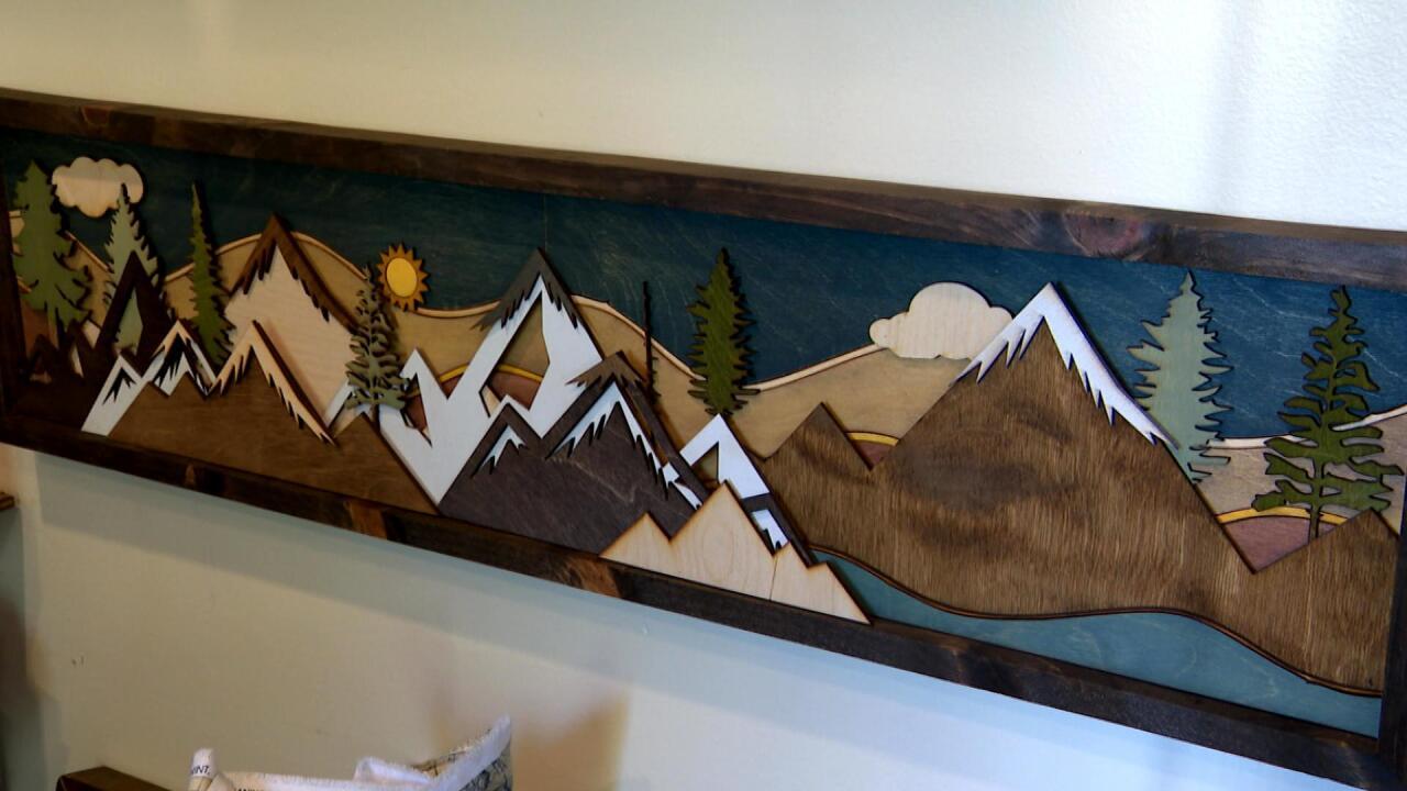 More of Paige Halls' original art