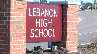 Lebanon High School Sign.JPG