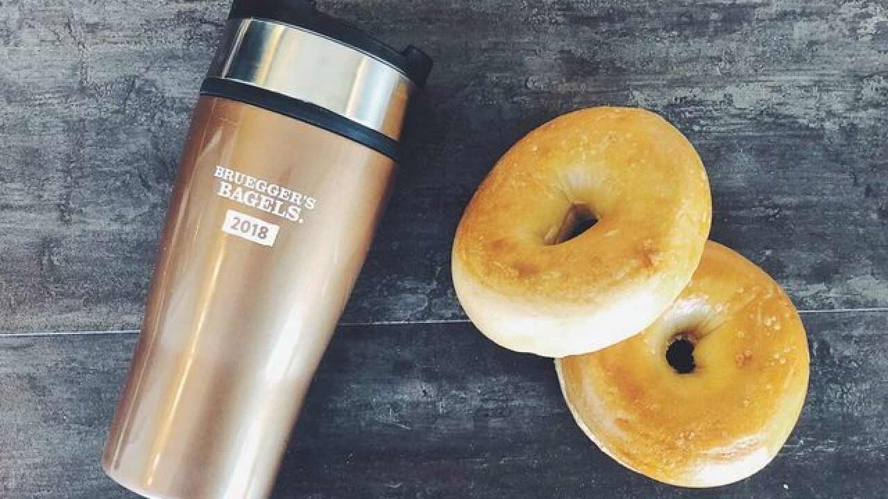 Bruegger's Offers Unlimited Coffee For A Year