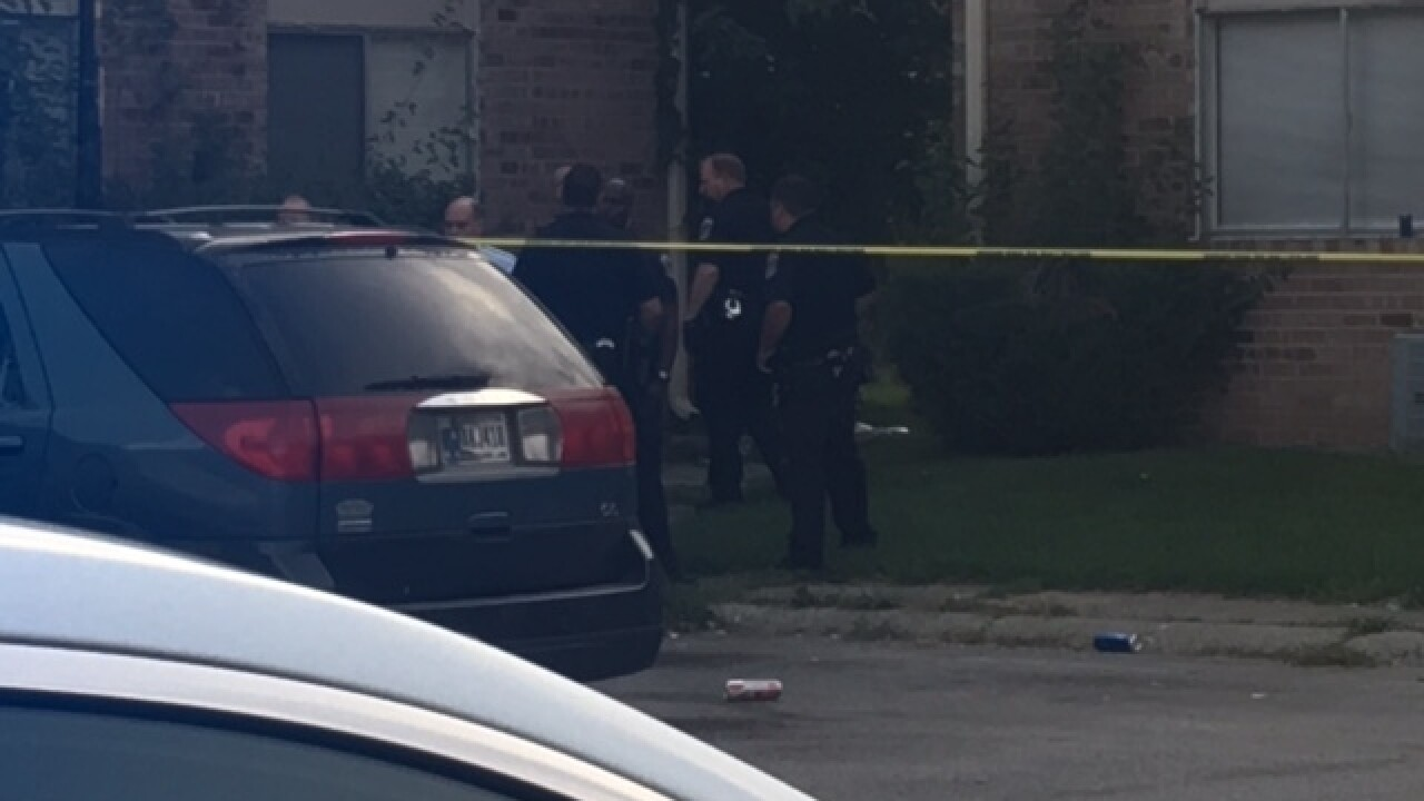 Man found shot dead on Indianapolis' NE side