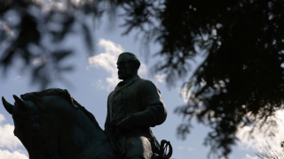 charlottesville confederate statues