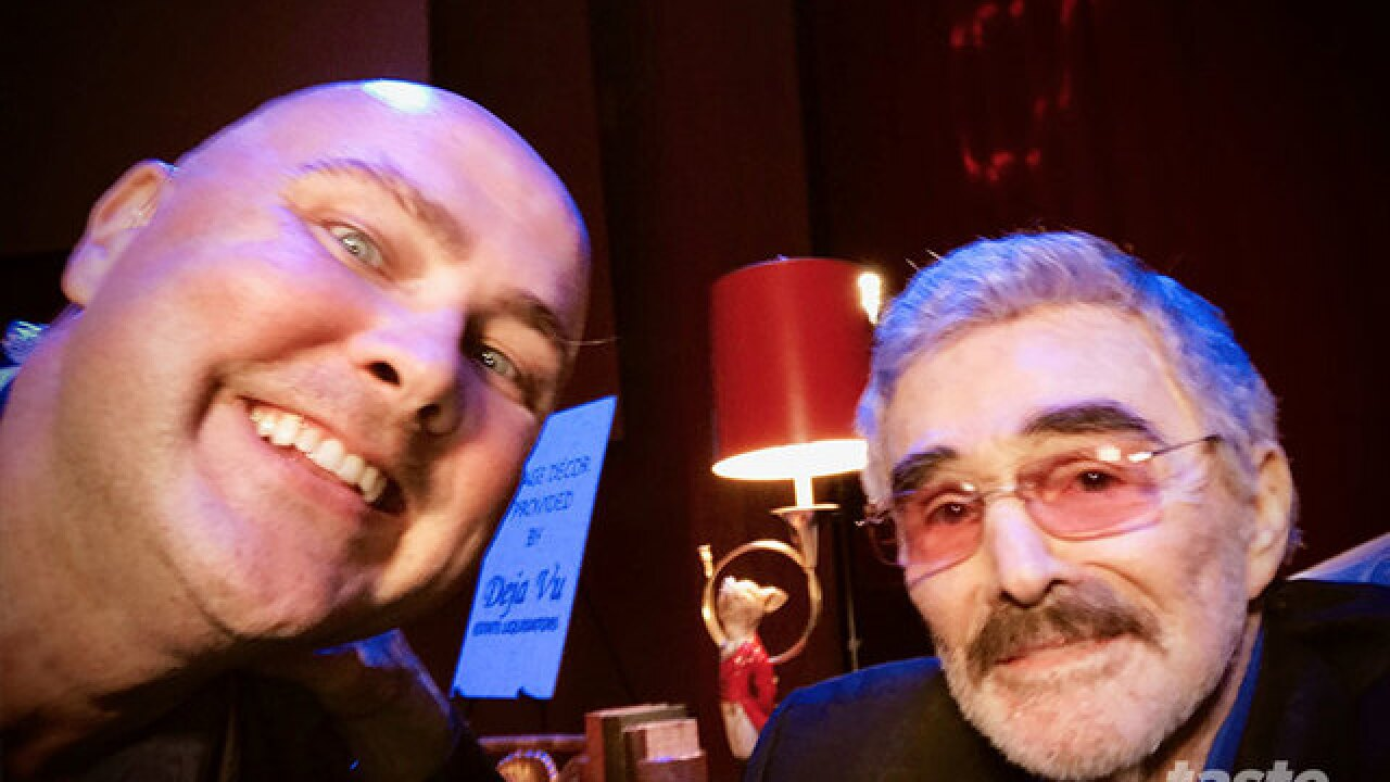 Burt Reynolds reminisces in final WPTV interview
