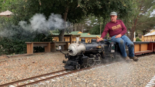 Central Coast Living: Take a ride at CA's largest home railroad in Arroyo Grande