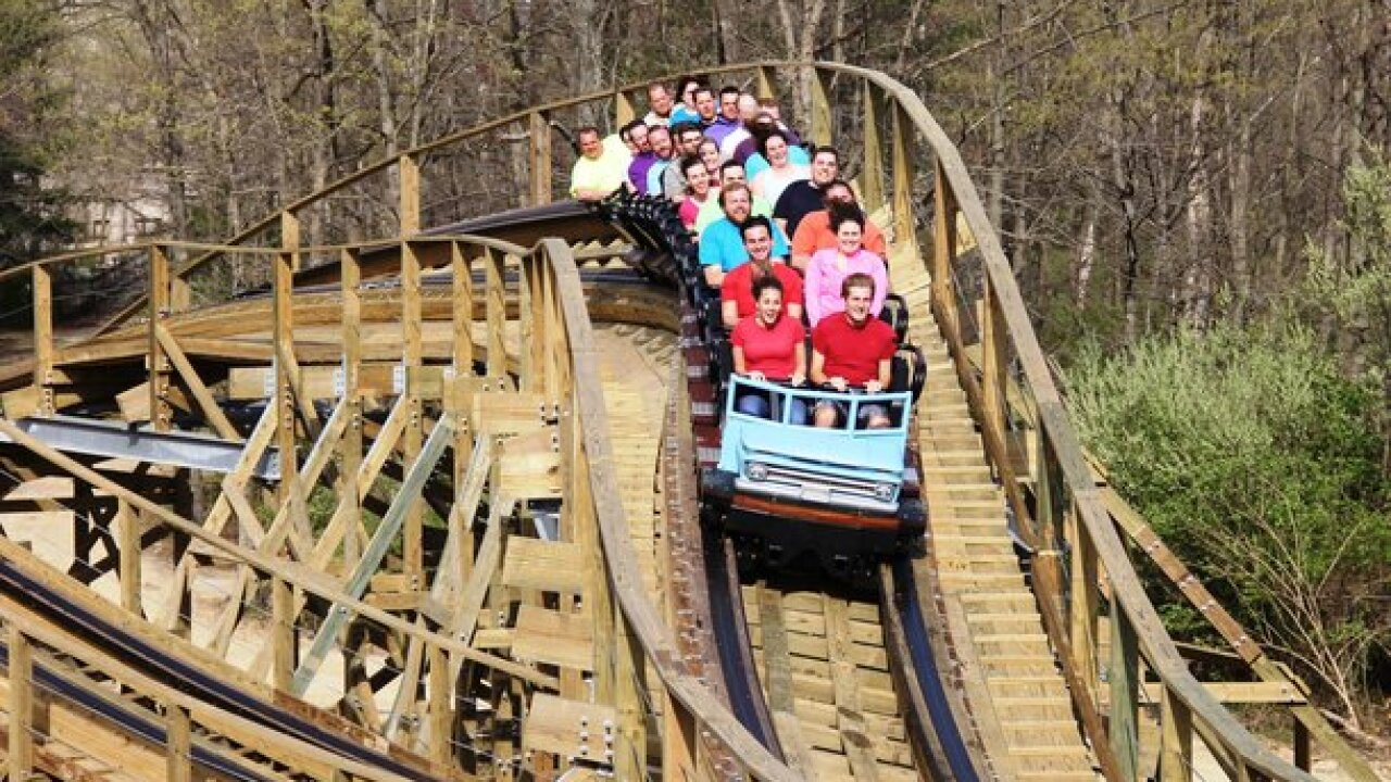 Mystic Timbers attendance gains fading for Kings Island?