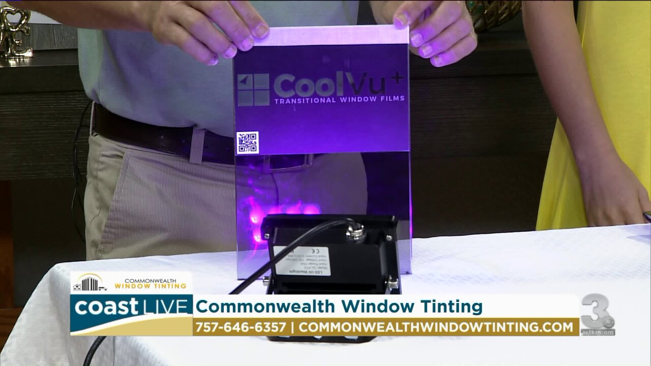 The benefits of window tinting a home or business on Coast Live