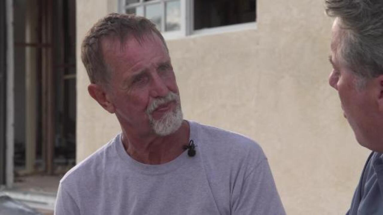Fisherman who watched his wife drown in Hurricane Dorian gets her body back two months later
