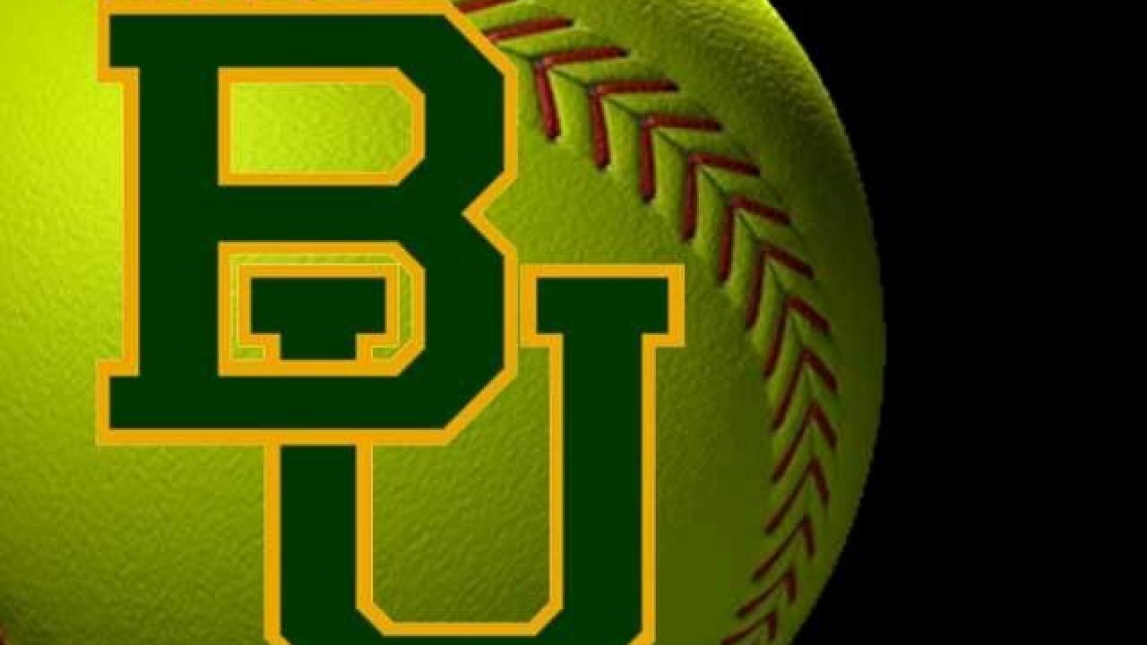 Baylor Softball's Selman Earns Third Big 12 Pitcher of the Week
