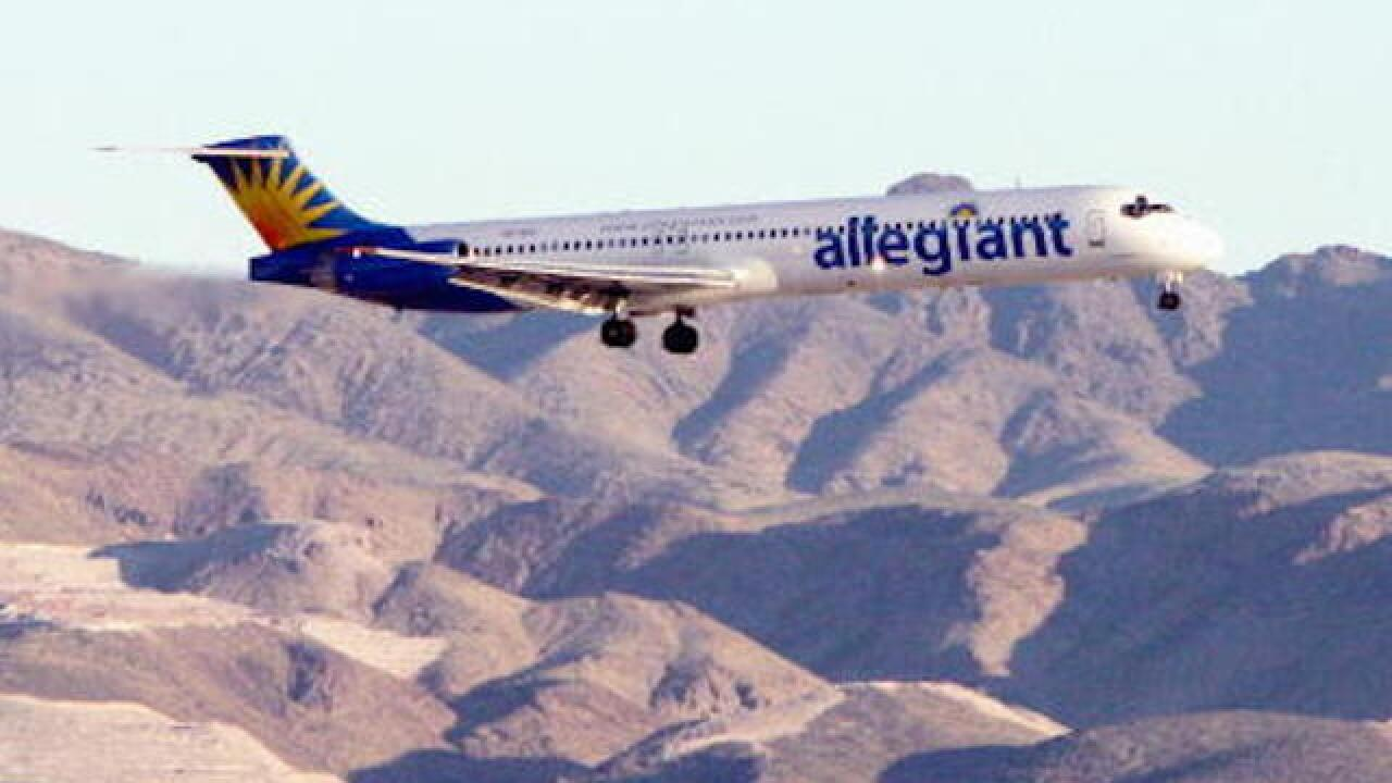 Faa Audit Finds A Number Of Issues With Allegiant Air