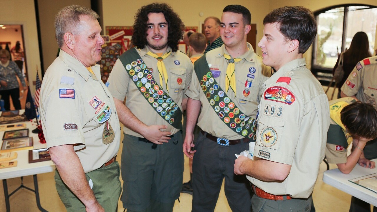 Local Boy Scout Troop celebrates 50 years in Virginia Beach