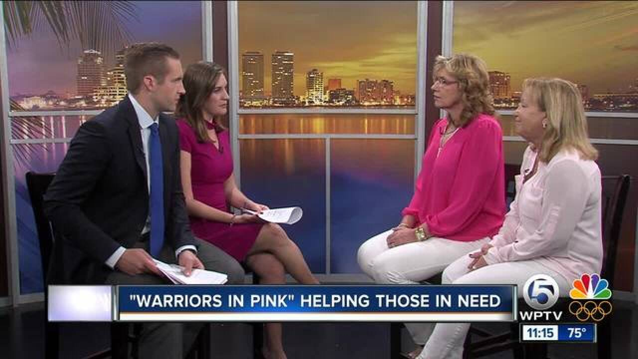 Race for Cure: 'Warriors in Pink' helping those in need