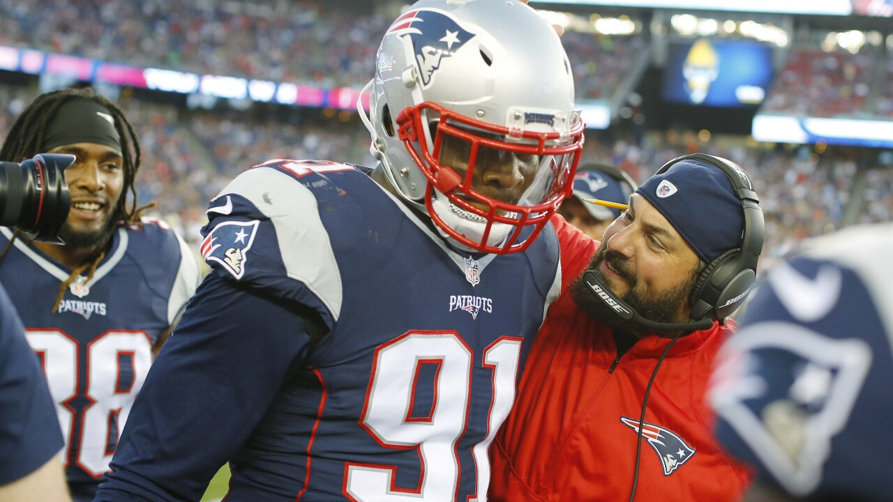 Lions reportedly agree to three-year, $30 million deal with former Patriots LB Jamie Collins