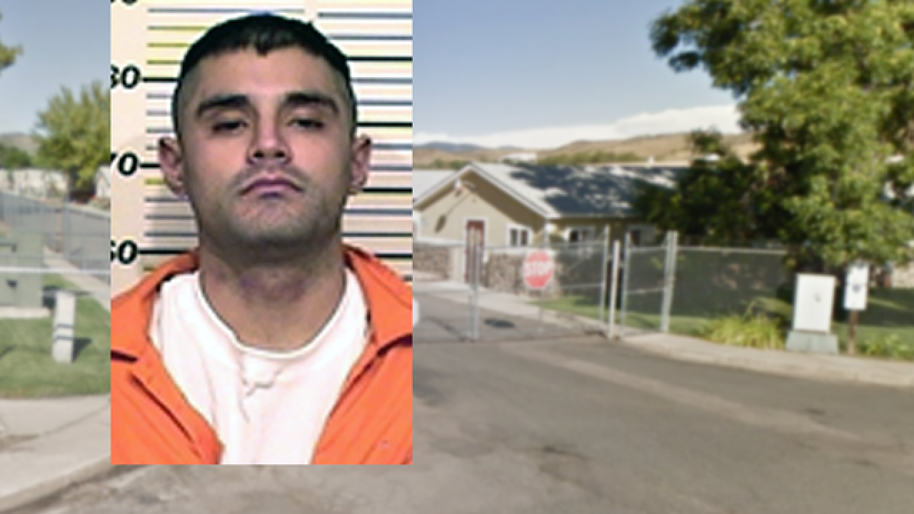 Inmate escapes from Colorado state prison facility by climbing fence
