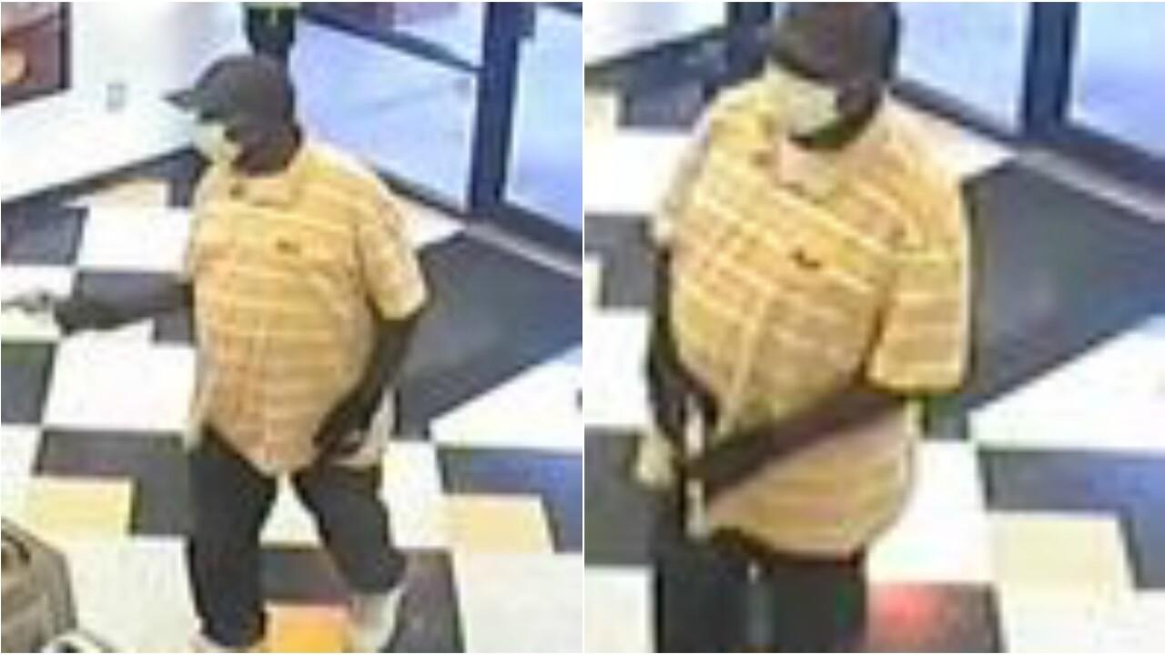 Gunman wearing surgical mask strikes again in WestEnd
