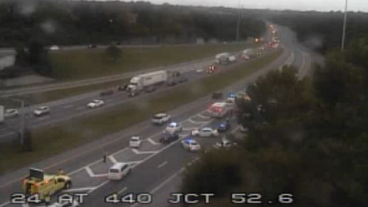 Incident Closes I-24 East In Nashville