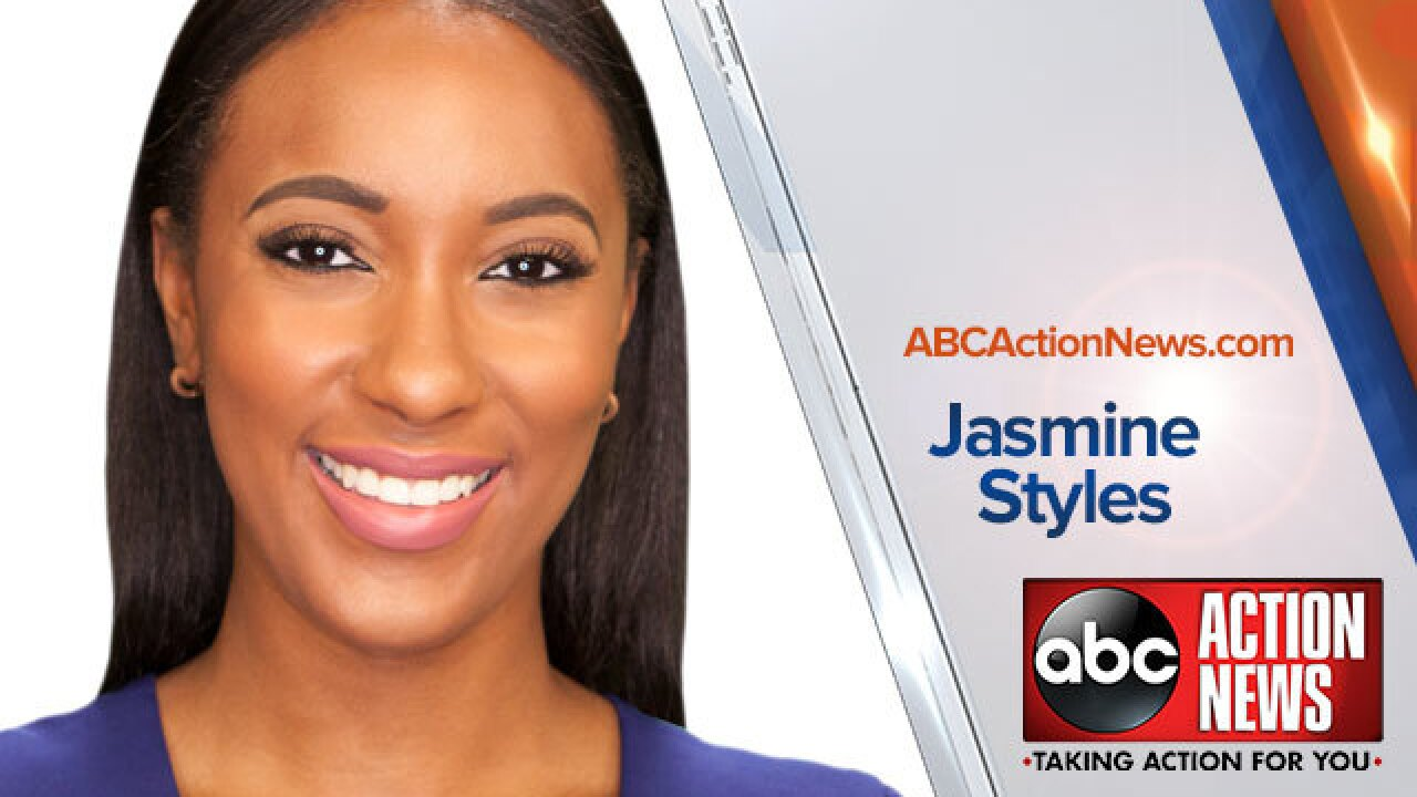 Jasmine Styles Joined Abc Action News As A Morning Weekend Anchor And Morning Reporter In December 2017 She Came From Beaumont Texas Where She Served As