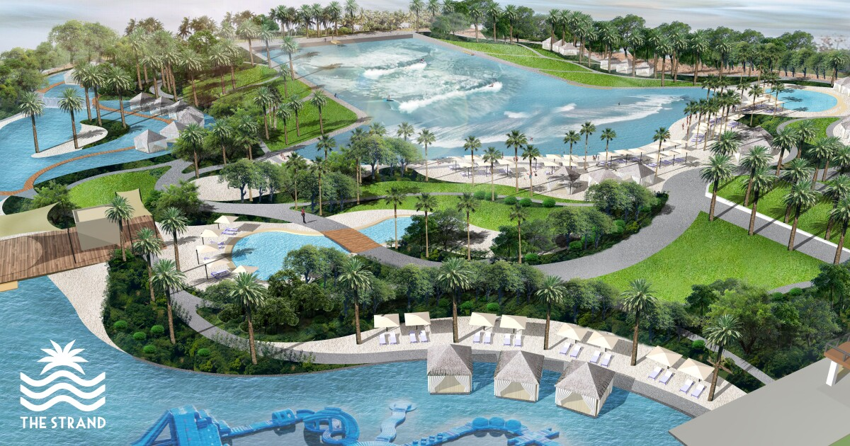 Opening of Gilbert water park pushed back to 2021