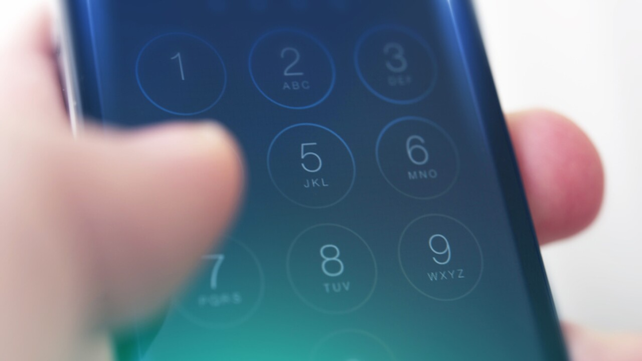 Mom locked out of iPhone for 47 years after letting 2-year-old play with it