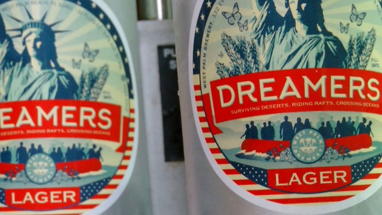 West Palm Brewery takes stand on immigration with 'Dreamers Lager'