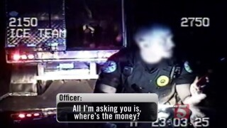 Video Shows Officer Offering Truckers Freedom For Cash