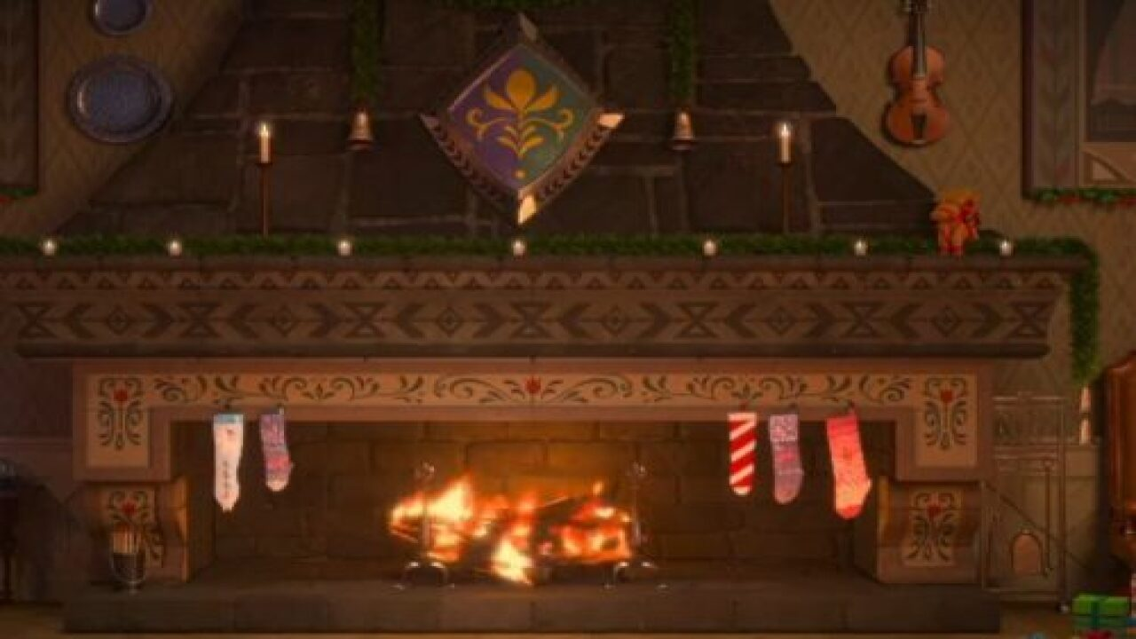 Here's How You Can Watch 3 Hours Of The 'Frozen 2' Arendelle Castle Yule Log