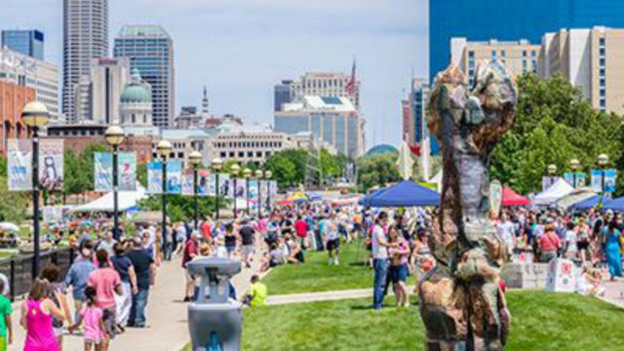 Taste of Indy highlights city's restaurants, musicians