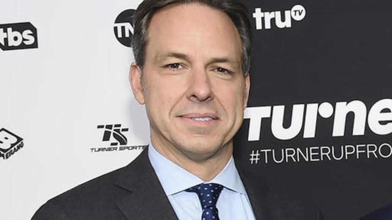 CNN, Tapper sorry for 'if Jews are People' banner