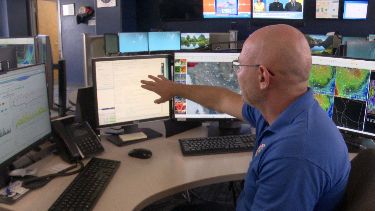Tucson National Weather Service