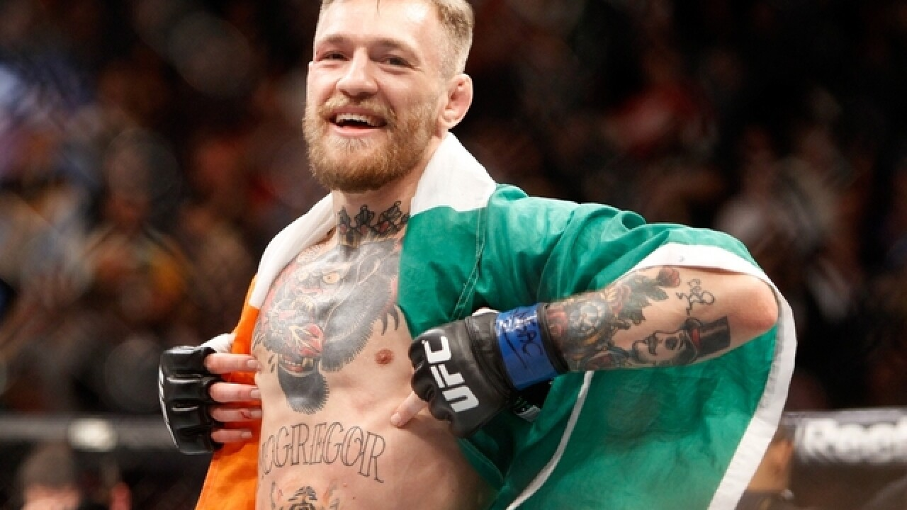 UFC's Conor McGregor: 'I AM NOT RETIRED'