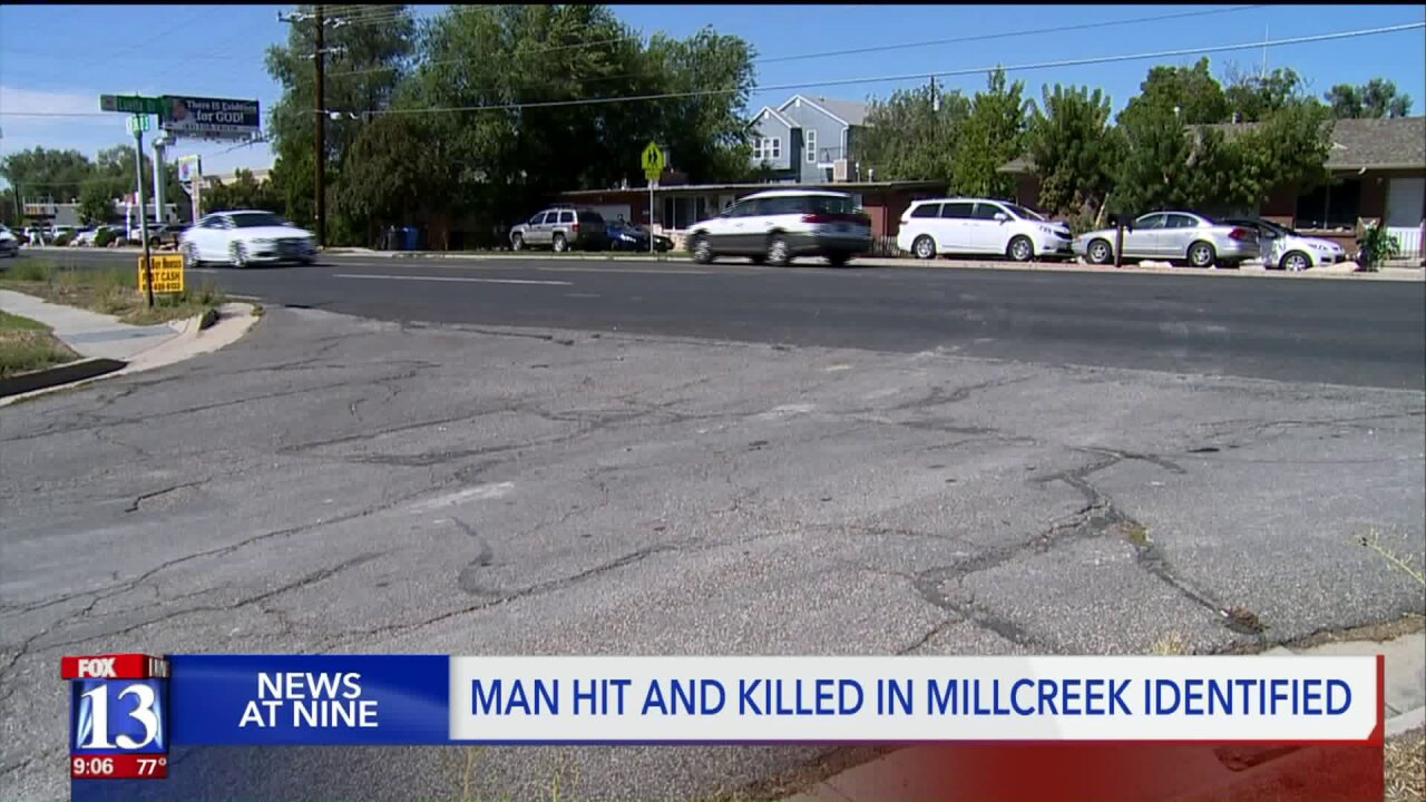 People in Millcreek blame dark and 'unsafe' intersection for deadly pedestriancrash