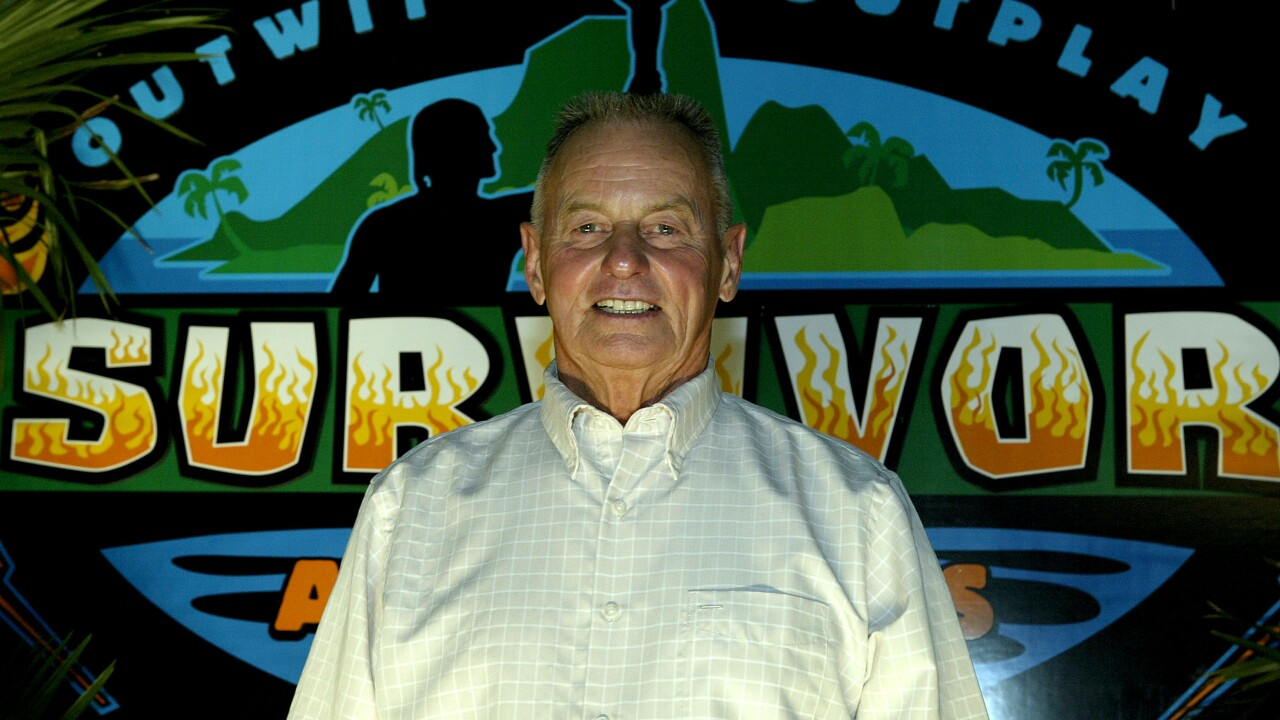 Rudy Boesch, former Navy SEAL & local 'Survivor' contestant, dead at 91