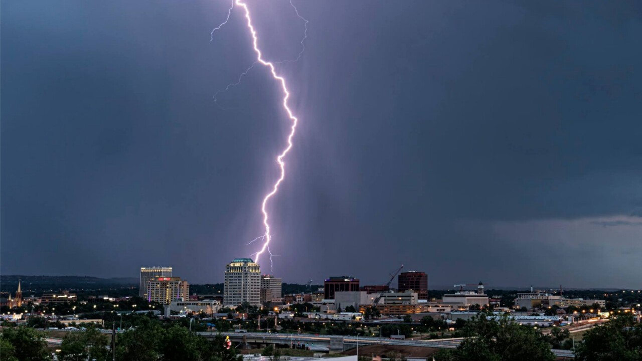 Colorado Springs Lightning