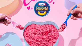 Candy Kraft Macaroni and Cheese